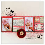 ella claire<br>{Scrapbook Trends July 2011}