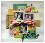 favorite photos<br>Scrapbook Trends JUL '13
