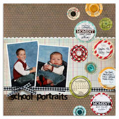 school portraits<br>{Elle's Studio}