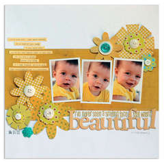 beautiful smile<br>{Lily Bee Design}