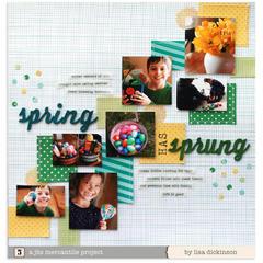 Spring Has Sprung<br>[JBS Mercantile Kit]