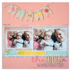 the girls<br>{Jenni Bowlin April kit}