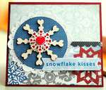 Snowflake Kisses   ***Scraptastic Club***