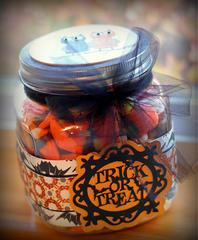 Treat Jar   ***Scraptastic Club***
