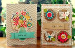 Thank you cards **Pebbles**