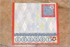 Baby Boy Gift Album