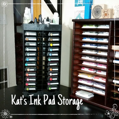 Ink Pad Storage