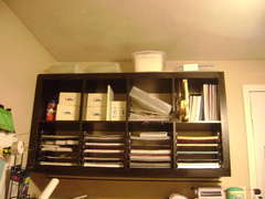 Ikea Expedit Bookshelf Horizontal