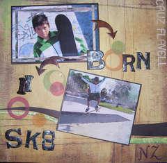 Born 2 Sk8