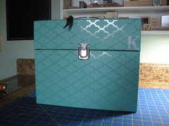 Heidi Swapp File folder Box