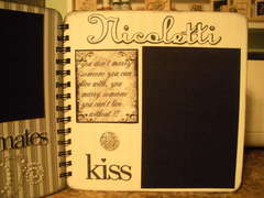 Wedding 8x8 mini album