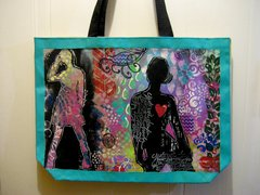Tote by  Gisele Cabral