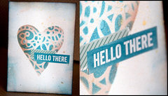 5 of 5 Ways to Use Stencils by May Flaum