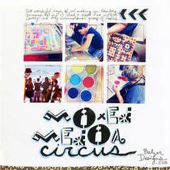 Mixed Media Circus