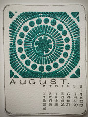 Calendar Cards for 2015…. Lydell Quin