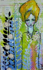 Cutting Stencils by Dina Wakley