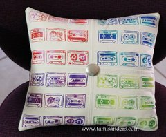 Mix-it-up Pillow by Tami Sanders