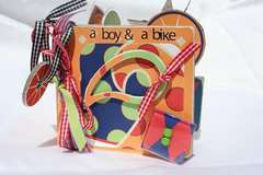 A boy & a bike mini album