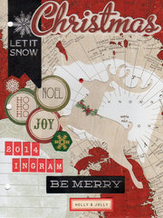 December Daily 2014 Cover