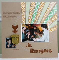 Jr Rangers