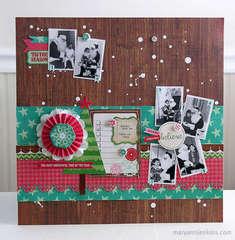 Santa & Me - Sketchabilities # 59