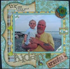 Aidan & Grandpa