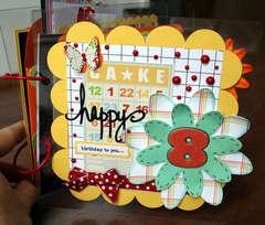 Happy 8th birthday mini album