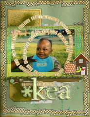 TWO Teeth Kea-NOVEMBER KREATORVILLE KRAFT kit