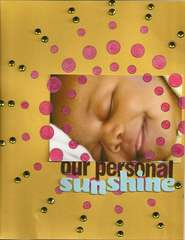 our personal sunshine*