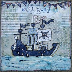 Sail Away - Maja Design