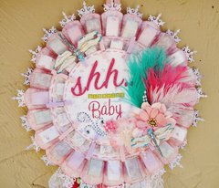 Shh....Sleeping Baby - Maja Design