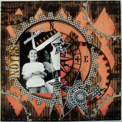 Your're A Star - Scraps of Darkness Oct Kit & Halloween Blog Hop