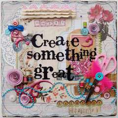 Today, Everyday Create Something Great