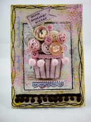Button Cupcake - Maja Design