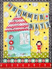 Summer Days wall art