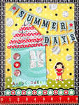 Summer Days wall art