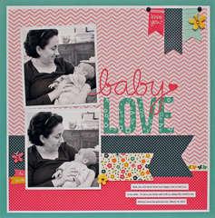 baby love {Pebbles}