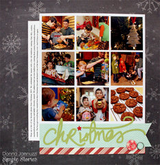 Christmas {Simple Stories}