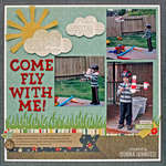 come fly with me {Simple Stories}