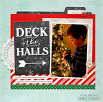 Deck the Halls {Simple Stories}