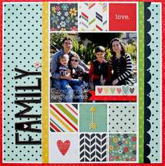 Family {Simple Stories}