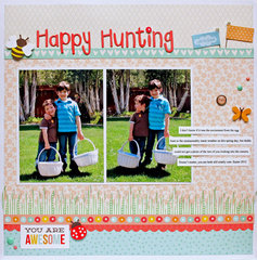 Happy Hunting {Simple Stories}