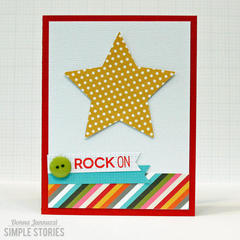 Rock On {Simple Stories}