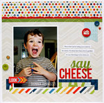 say cheese {Simple Stories}