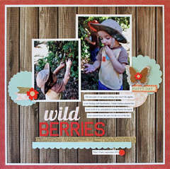 Wild Berries {Pebbles, Inc.}