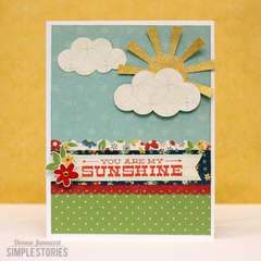 You Are My Sunshine {Simple Stories}
