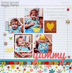 yummy {Simple Stories}