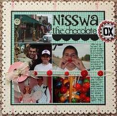 Nisswa-the chocolate ox