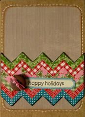 Happy Holidays with Chevron