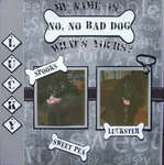 My Name is No, No Bad Dog - (page 1)